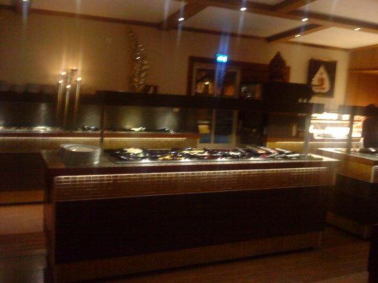 Thai Silk : Buffet