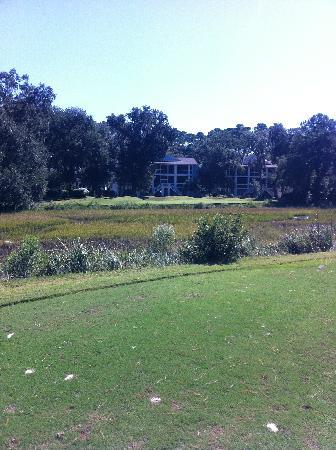 Melrose Golf Course: Par 3