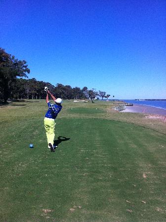 Melrose Golf Course: 18