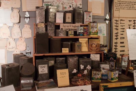 New England Maple Museum: charmantes Interior