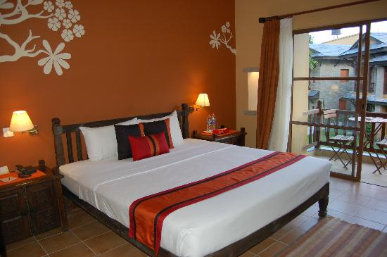 Temple Tree Resort & Spa: habitacion 8