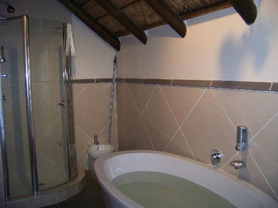 Pelagus House: Bathroom in Nautilus