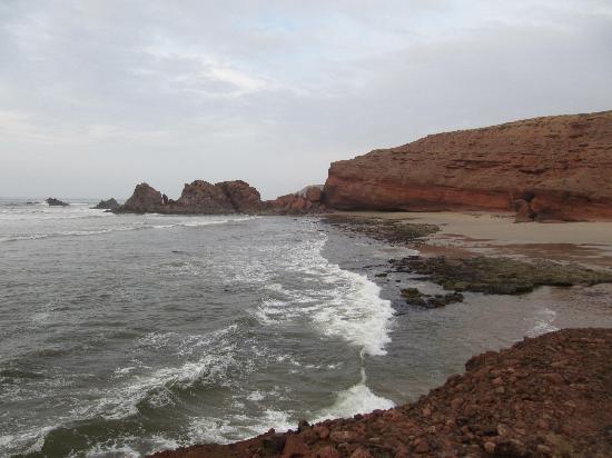 Legzira Beach: Spiaggia