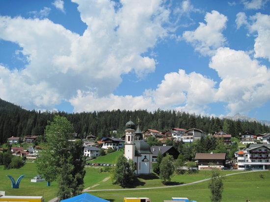 Seefeld in Tirol, Autriche : Seekrichl Seefeld