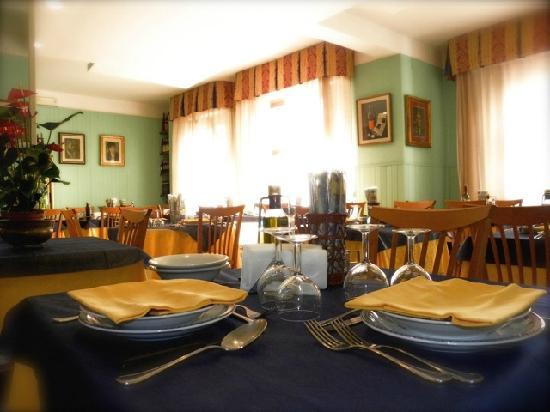 Hotel Santa Rita: Ristorante