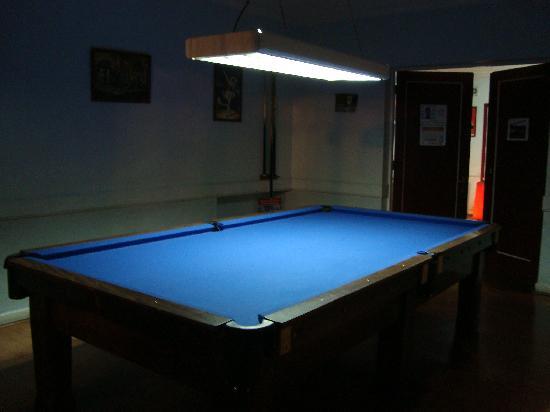 Atacama Low Cost: sala pool