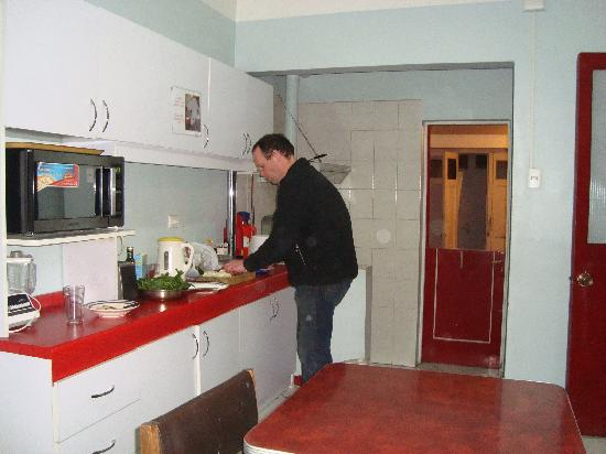 Atacama Low Cost: cocina equipada