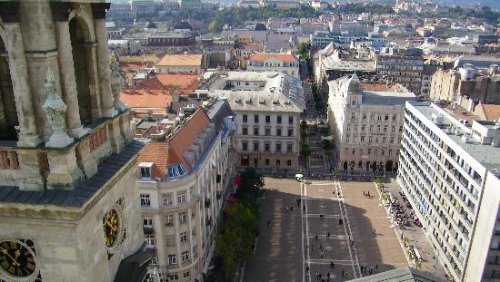 Budapest Essence: panorama Basilique Saint-Etienne