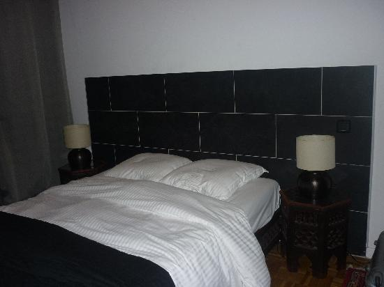 La Casa BXL: habitacion