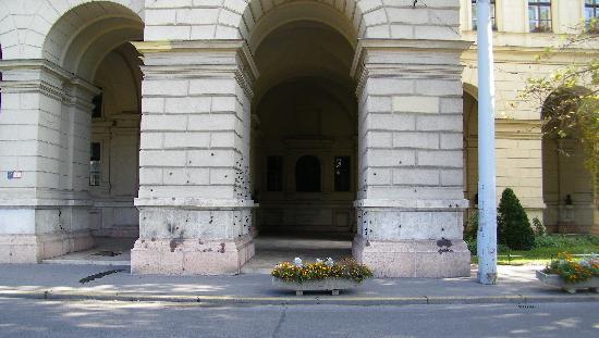 Budapest Essence: Ministère de l'agriculture