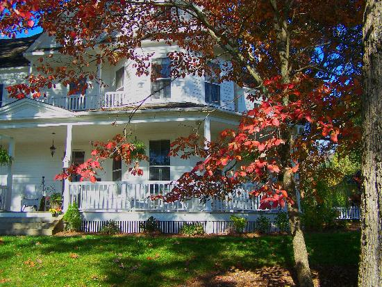 Oak Hill on Love Lane Bed & Breakfast: Oak Hill B & B