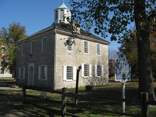 Corydon Capitol State Historic Site