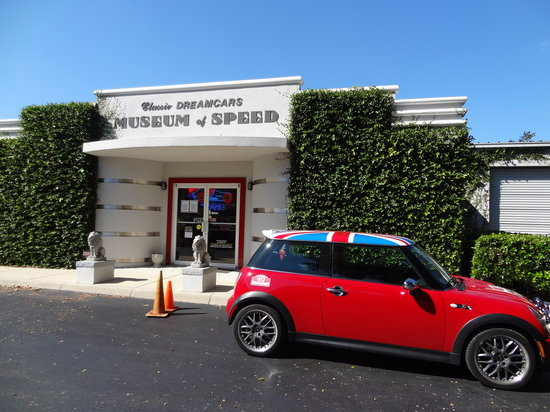 Mount Dora Museum Of Speed : Museum Entrance