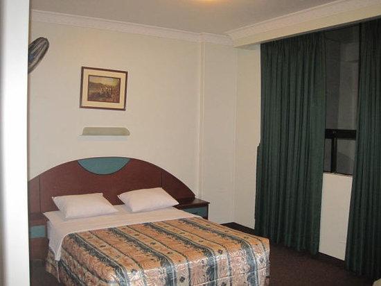 Maria Luisa Hotel: Room