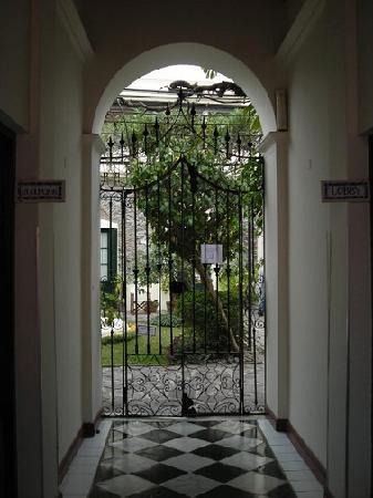 Posada Plaza Mayor: Entrada principal