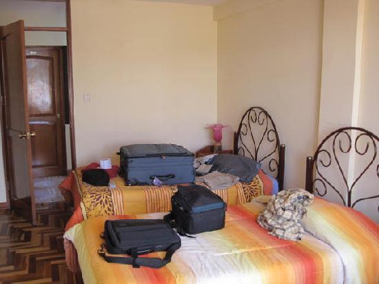 Casa de Mama Cusco Recoleta: Room
