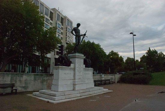 Boy David Memorial
