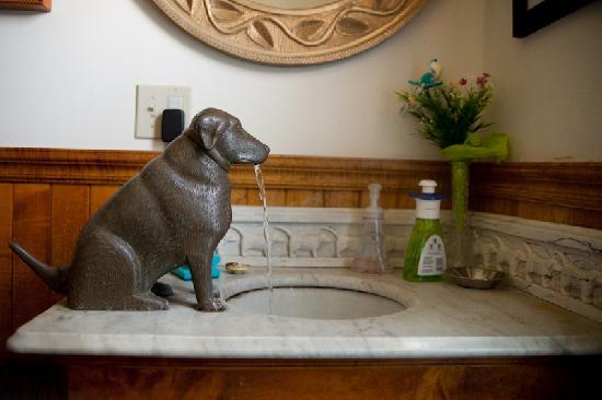Dog Faucet - Picture of Dog Mountain, Saint Johnsbury - TripAdvisor