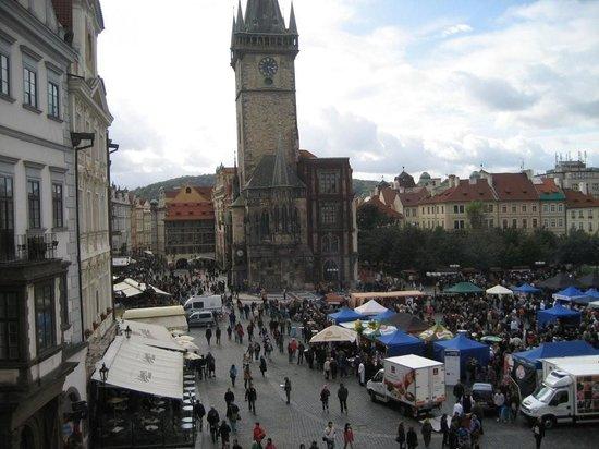 City Sightseeing  Prague : Old Town Square, Prague