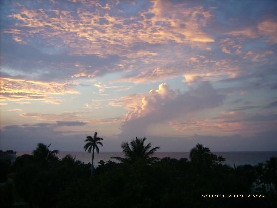 Varadero, Cuba: Belle vue