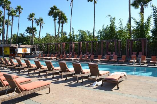 Pool Area Picture Of Hotel Maya A Doubletree By Hilton Hotel Long Beach Tripadvisor