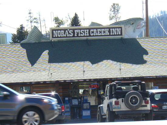 Nora's Fish Creek Inn Foto
