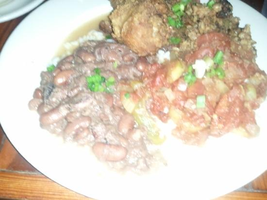 Coop's Place: Sampler Plate