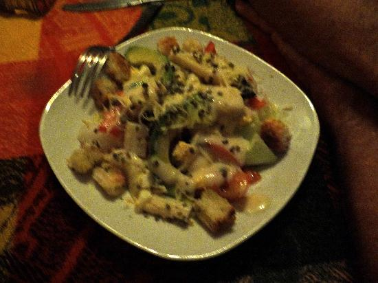 Eva`s Brickhouse: Eva's House salad