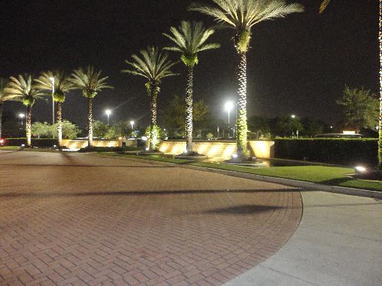 The Mall at Millenia: Acceso principal