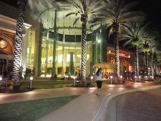 Shoppers At The Mall At Millenia Picture Of The Mall At