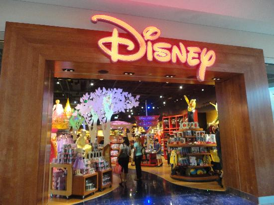 Tienda Disney Picture Of The Florida Mall Orlando