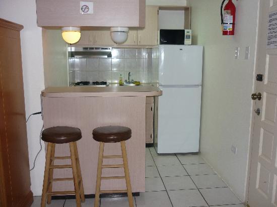 Sasaki Apartments : Cocina MiniComedor