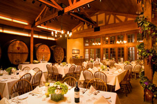 San Antonio Winery - Los Angeles: Main dining room