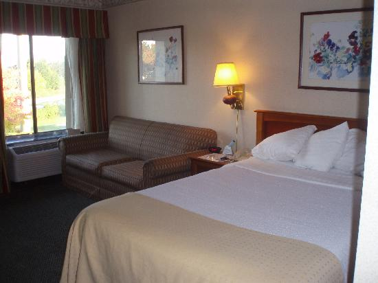 Holiday Lodge Hotel & Conference Center: Bedroom