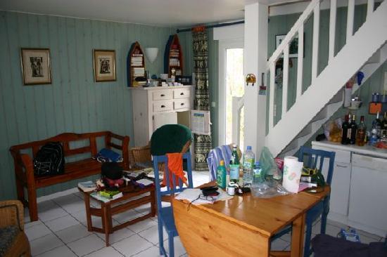 La Jenny : Inside a Colibri chalet
