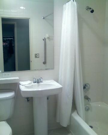 Kenlake State & Resort Park: Bathroom