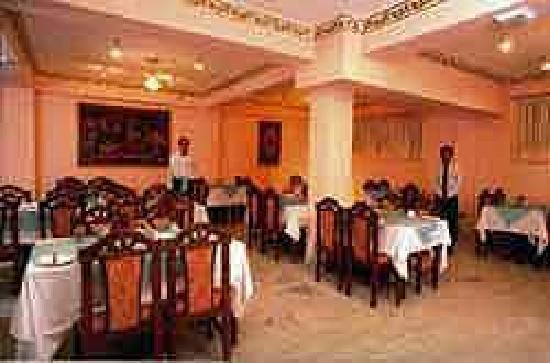 Hotel Nature: Restaurant