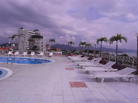 Yasaka Saigon Nha Trang Hotel: プールです