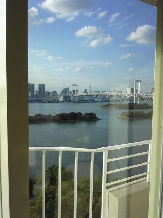 โรงแรมนิกโกะ โตเกียว: 客室からの眺め