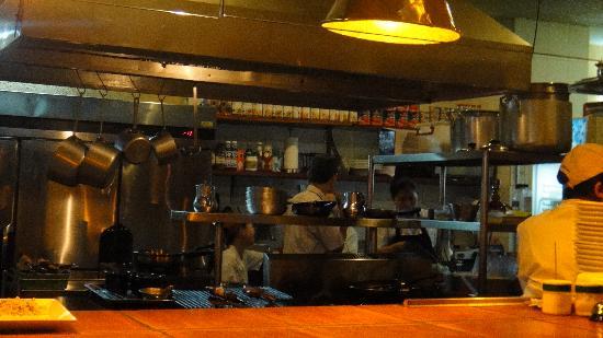 "Skewers: California ""Open Kitchen"" design"