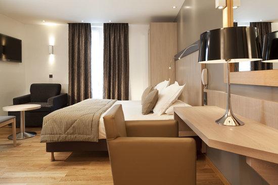 โรงแรมตูร์ริสม์: Junior suite rénovée