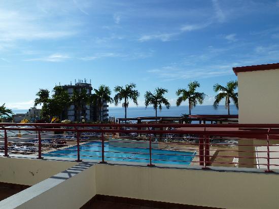 Four Views Monumental Lido: Blick von unserm Zimmer aufs Meer