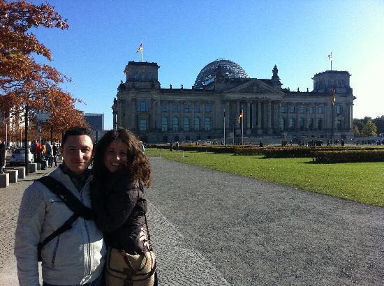 The Berlin Experts- Walking Tours: Brandenburger Tor