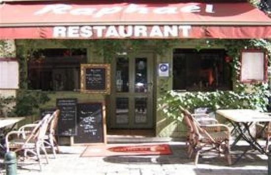 Speisen Und Salate Picture Of Raphael Restaurant