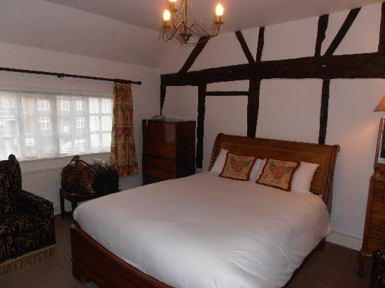 The Old Hall Hotel: Room 5