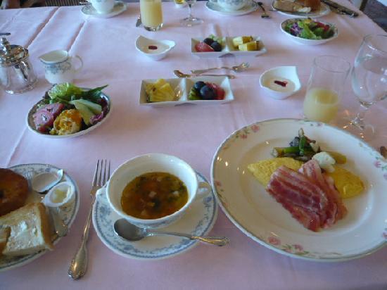 Resort Hotel Tateshina: 美味しい朝食