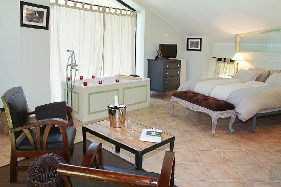 Cal Bou: a room