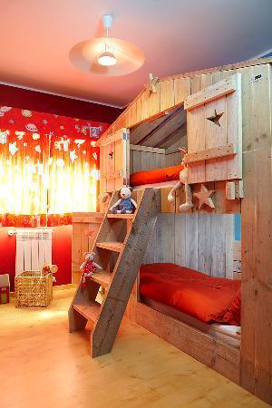 Cal Bou: kid's room