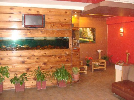 Hotel Rainbow: Another view of Lobby