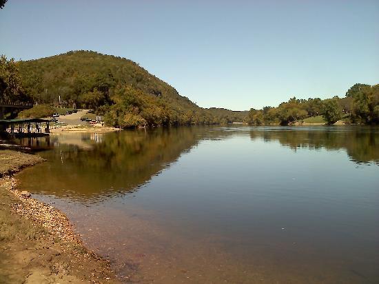 Angler's White River Resort: Tranquillity
